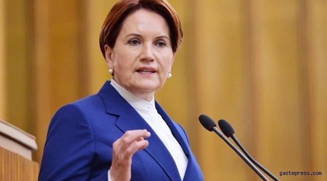 Meral Akşener HDP'li vekillerin fezlekeleriyle ilgili tutumunu açıkladı!