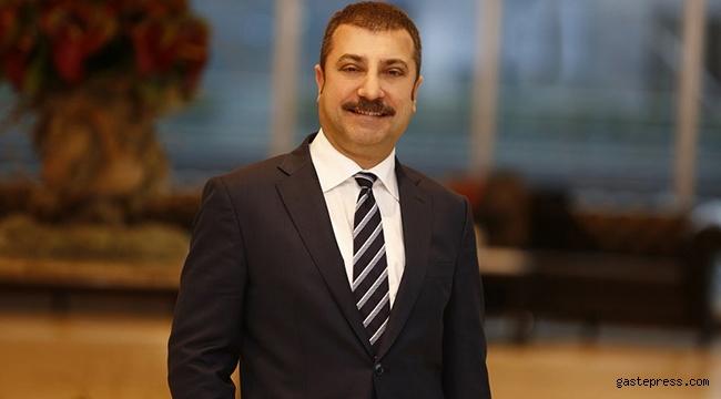 Merkez Bankası Başkanı Şahap Kavcıoğlu'ndan Son Dakika Mesajı!