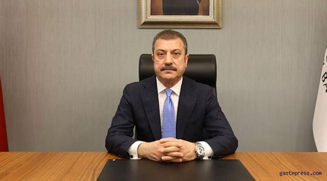 Merkez Bankası Başkanı Şahap Kavcıoğlu'nun ilk icraatı!