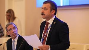 Merkez Bankası'nın yeni başkanı Şahap Kavcıoğlu'ndan ilk açıklama geldi!