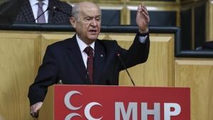 MHP Lideri Devlet Bahçeli'den İstanbul Sözleşmesi ve erken seçim açıklaması!