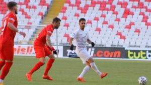 Sivasspor ve Hatayspor'un mücadelesinde kazanan yok!