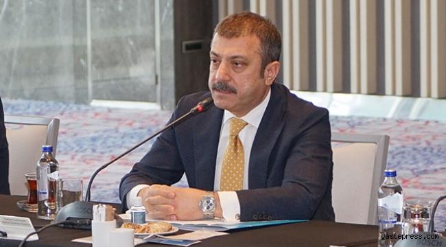 TCMB Başkanı Kavcıoğlu, banka yöneticileriyle bir araya geldi!