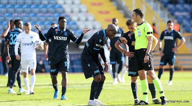 Trabzonspor, Kasımpaşa deplasmanında yine Bakasetas ile güldü!