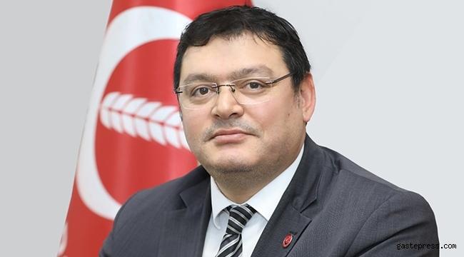 YRP Kayseri İl Başkanı Önder Narin: