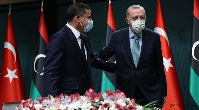 Cumhurbaşkanı Erdoğan: '150 Bin Doz Aşıyı Libya'ya Teslim Edeceğiz'