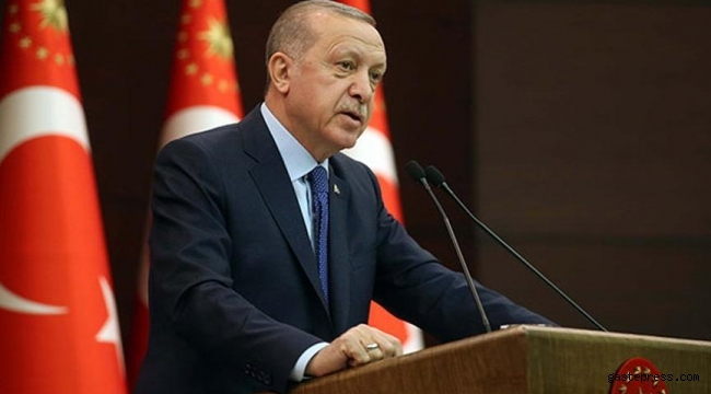 Cumhurbaşkanı Erdoğan; Darbecinin emeklisi muvazzafı olmaz!