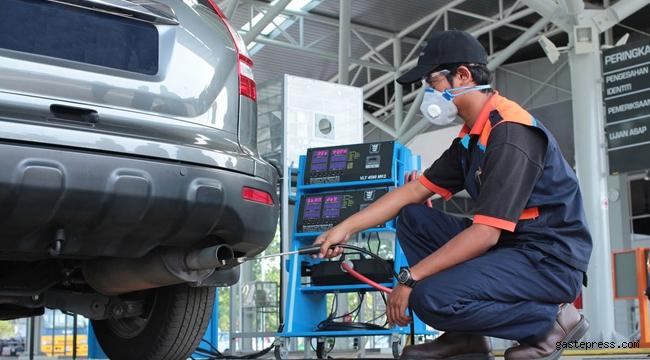 Egzoz emisyon ölçümüne 'tam kapanma' ertelemesi hakkında açıklama!