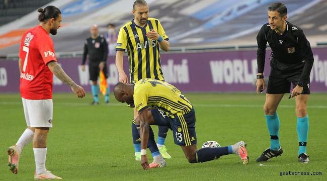 Fenerbahçe sonunda Kadıköy'de kazandı!