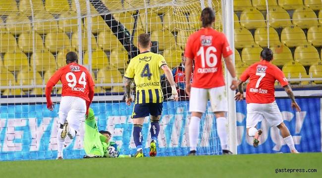 Gaziantep FK'nın iptal edilen golü doğru mu, top çizgiyi geçti mi?