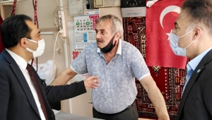 İYİ Partili Sebati Ataman; ''Esnafın işi Allah'a kaldı!''