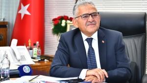 Kayseri'de Memduh Başkan'dan 1 Mayıs mesajı!