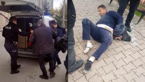 Kayseri'de parkta cinsel taciz iddiasına gözaltı!