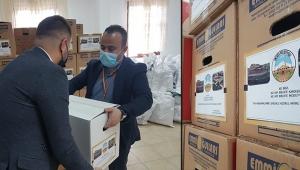 Kayseri İncesu Belediyesi'nden 3 bin aileye iaşe yardımı!