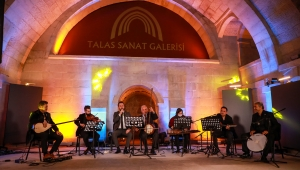 Kayseri Talas Musiki Cemiyeti'nden Kayseri Türküleri ve Şarkıları!