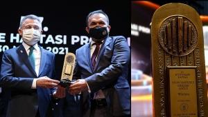 Yılın Yenilikçi Girişimi Ödülü'ne