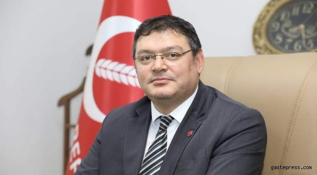 YRP Kayseri İl Başkanı Önder Narin'den Çarpıcı Açıklama!