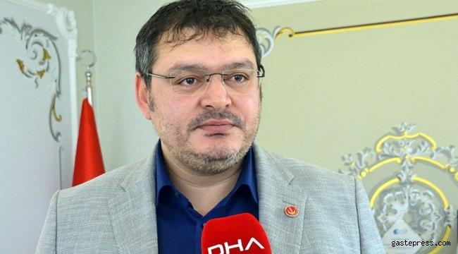 YRP Kayseri İl Başkanı Önder Narin; ''Türkiye devleti inanç ve iman temelleri üzerinde ilelebet payidar olacaktır''
