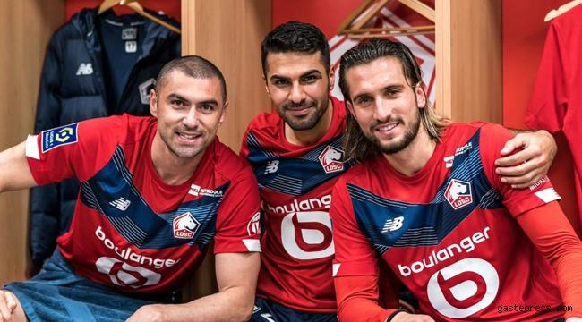 2 Türk futbolcu daha Lille yolunda!