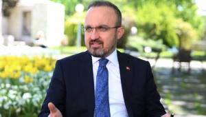 AK Parti'li Bülent Turan: Genel kanaatimiz seçim barajının indirilmesi yönünde!