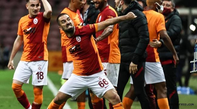 Arda Turan'dan Beşiktaş'a kupa göndermesi!