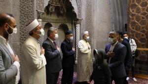 Başkan Palancıoğlu; ''Buruk Bir Bayram Yaşıyoruz''