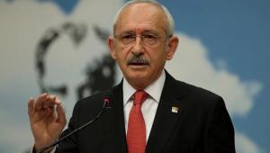 CHP Lideri Kılıçdaroğlu'ndan Erdoğan'a