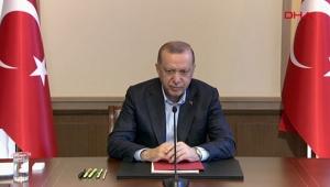 Cumhurbaşkanı Erdoğan'dan kontrollü normalleşme açıklaması!