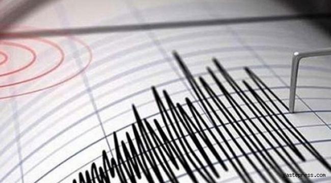 Diyarbakır'da 3.9 büyüklüğünde deprem!