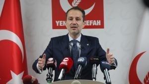 Erbakan'dan çarpıcı 'Sedat Peker' yorumu!