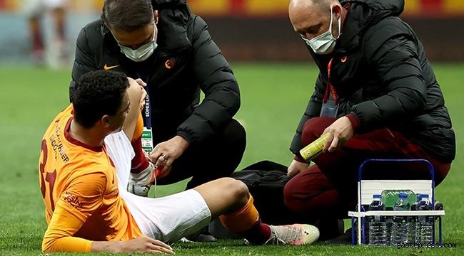 Galatasaray'a Mostafa Mohamed'den kötü haber geldi!