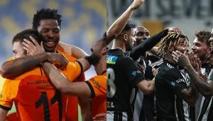 Galatasaray-Beşiktaş rekabetindeki 349. randevu yarın Ali Sami Yen'de!
