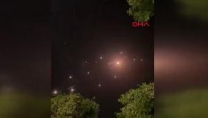 Hamas İsrail'e 130 roket attığını duyurdu!
