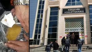 Kırşehir'de sahte 'altın tozu' operasyonu!
