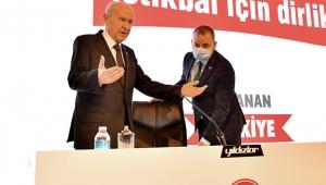 MHP İl Başkanları toplantısı yapıldı!