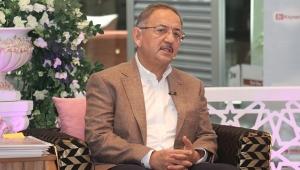"""Özhaseki: """"Türkiye ve Cumhurbaşkanımız Erdoğan'dan başka kimseden ses çıkmıyor"""""""