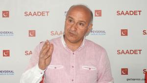 Saadet Partili Sinan Aktaş'tan Kayseri Belediyelerine Veryansın!