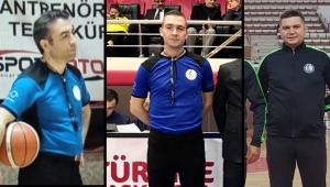 Tekerlekli Sandalye Basketbol Liginde Kayseri bölgesinden 3 hakem görev yapacak!