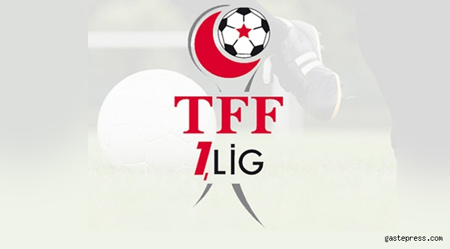 TFF 1'inci Lig Play-Off yarı final programı açıklandı!