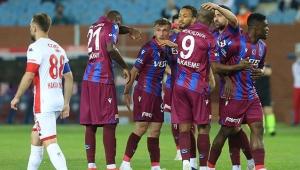 Trabzonspor, Antalyaspor'u geçerek 3 puanın sahibi oldu!
