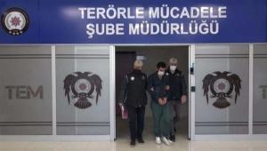 Van'da bir askeri şehit eden terörist Kütahya'da yakalandı!