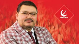 "YRP Kayseri İl Başkanı Önder Narin; ""İkdidar su kaynatıyor ama yolda kalan hepimiz olacağız"