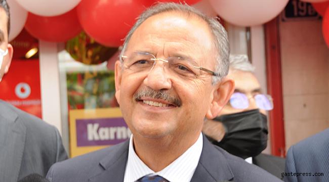 AK Parti'li Özhaseki: Seçim, o gün geldiğinde yapılacak!