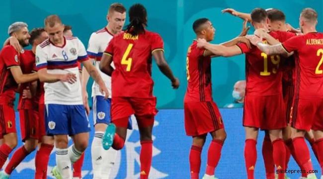 Belçika EURO 2020'ye hızlı başladı!