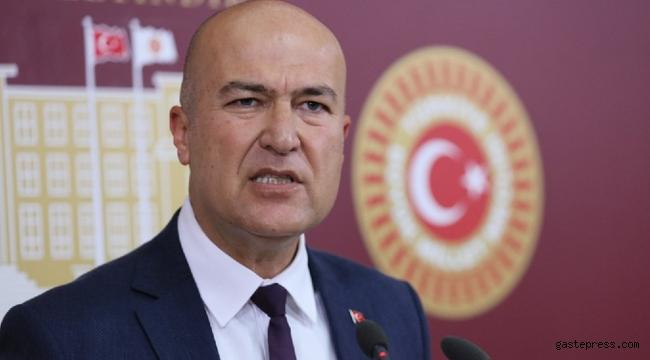 CHP İzmir Milletvekili Murat Bakan'dan,