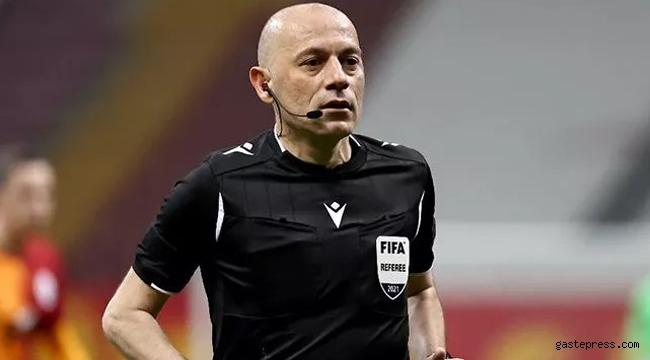 Cüneyt Çakır'a EURO 2020'de görev!
