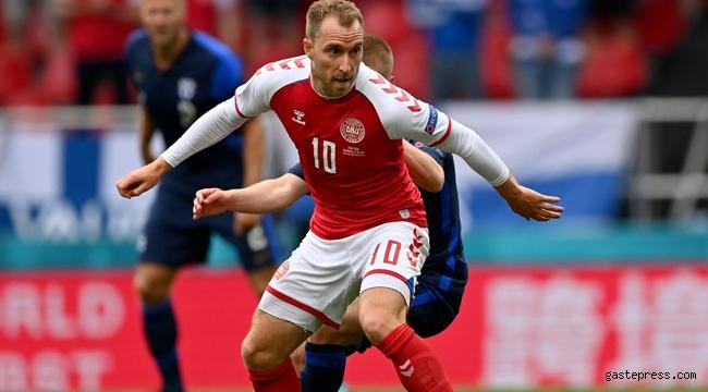 Eriksen'in sağlık durumu hakkında UEFA ve Danimarka Federasyonu'ndan açıklaması geldi!