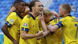 Euro 2020'de İsveç, Slovakya'yı tek golle geçti!