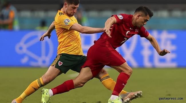 Galler'e Azerbaycan'da 2 golle boyun eğdik!