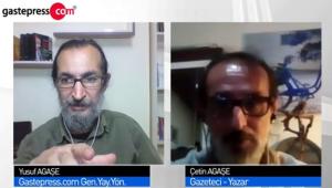 Gazeteci-Yazar Çetin Agaşe; '' Peker'in Olayı Düpedüz 2. Darbe Girişimi''